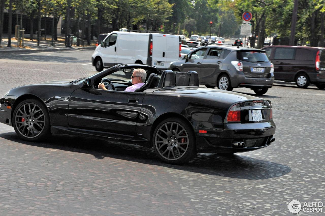 Maserati GranSport Spyder - 30 July 2013 - Autogespot