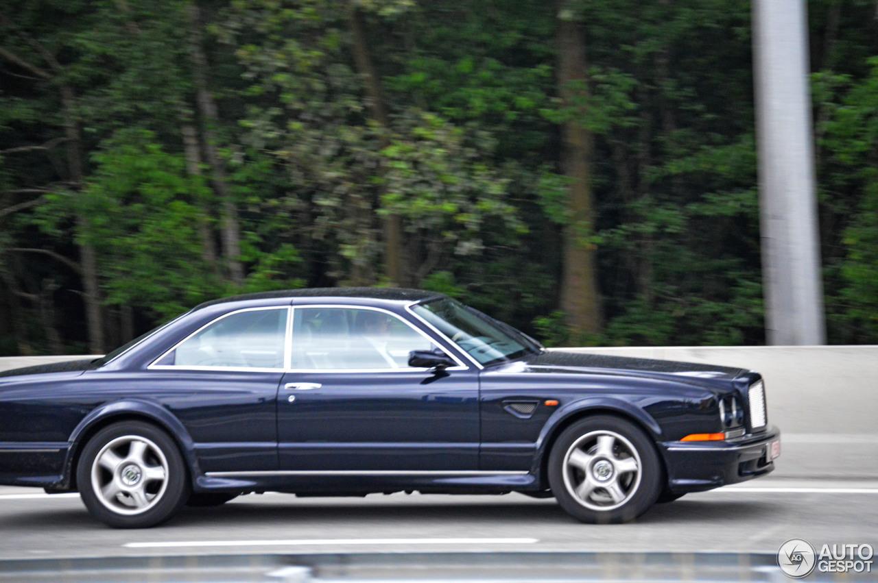 Bentley Continental R Mulliner 2 August 2013 Autogespot