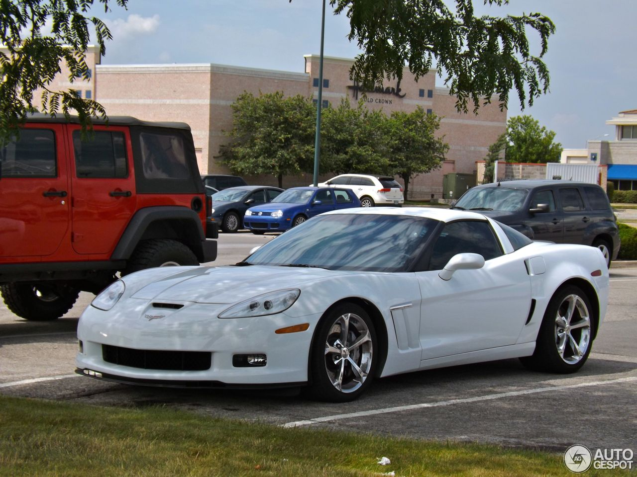Chevrolet Corvette C6 Grand Sport 3 August 2013 Autogespot