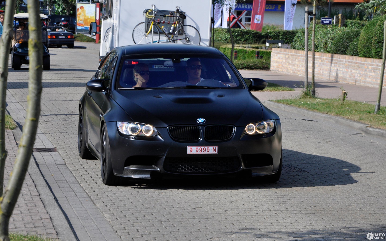 Bmw M3 E92 Coupe Frozen Black Edition 3 August 2013 Autogespot