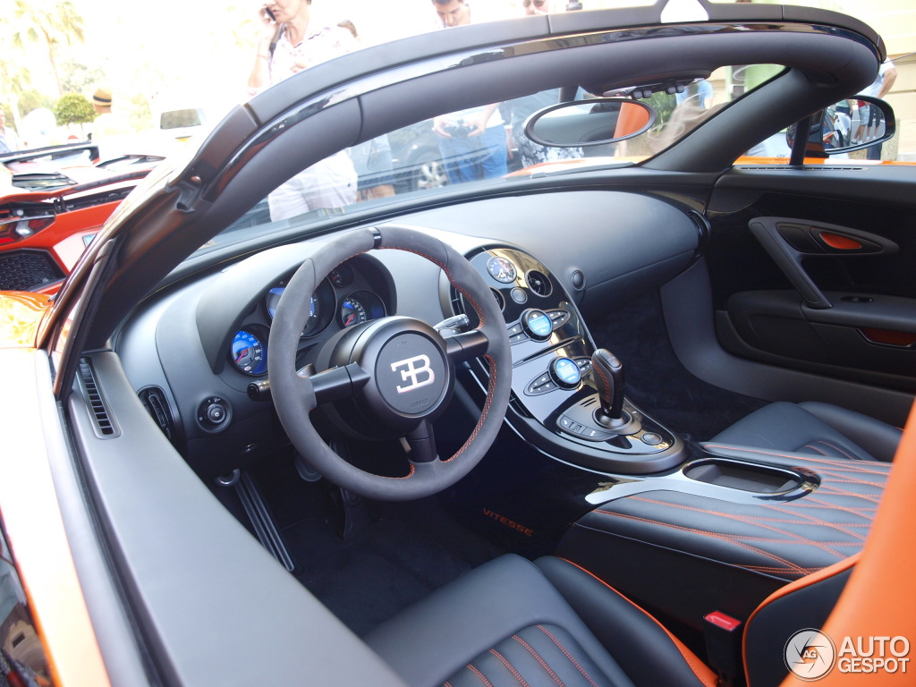 bugatti veyron 16 4 grand sport vitesse world record car edition 4 august 2013 autogespot. Black Bedroom Furniture Sets. Home Design Ideas