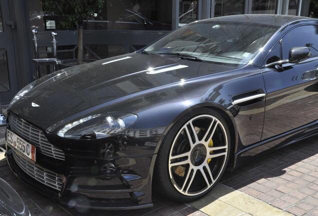 Aston Martin Mansory V8 Vantage