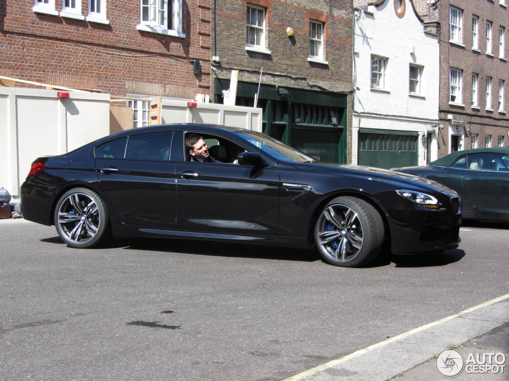 Bmw M6 F06 Gran Coup 233 6 August 2013 Autogespot