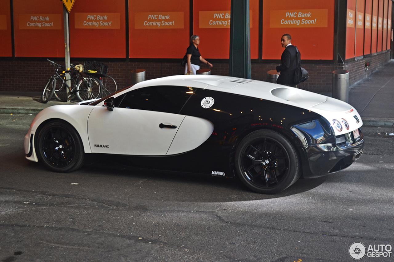 Bugatti Veyron 16.4 Super Sport Pur Blanc - 6 August 2013 ...2013 Bugatti Veyron 16.4 Super Sport
