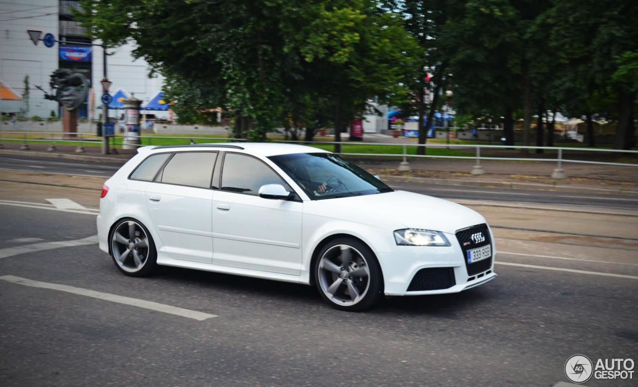 Audi Rs3 Sportback 7 August 2013 Autogespot