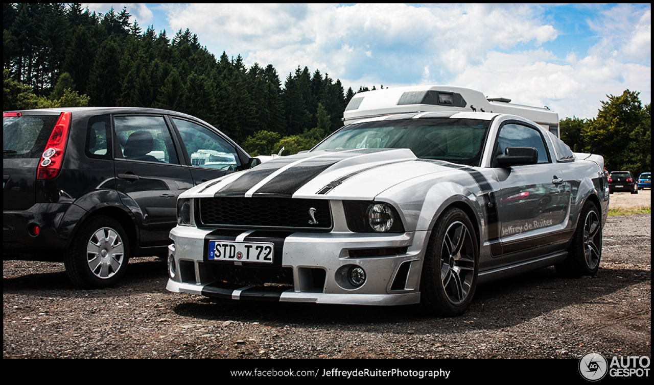 Ford Mustang Roush Stage 3 7 August 2013 Autogespot
