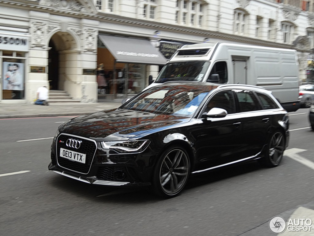 audi rs6 avant c7 10 august 2013 autogespot. Black Bedroom Furniture Sets. Home Design Ideas