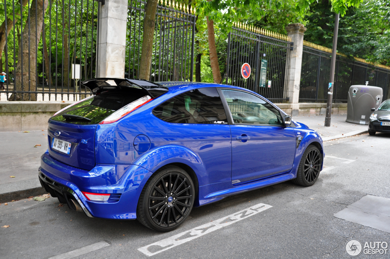 ford focus rs 2009 12 ao t 2013 autogespot. Black Bedroom Furniture Sets. Home Design Ideas