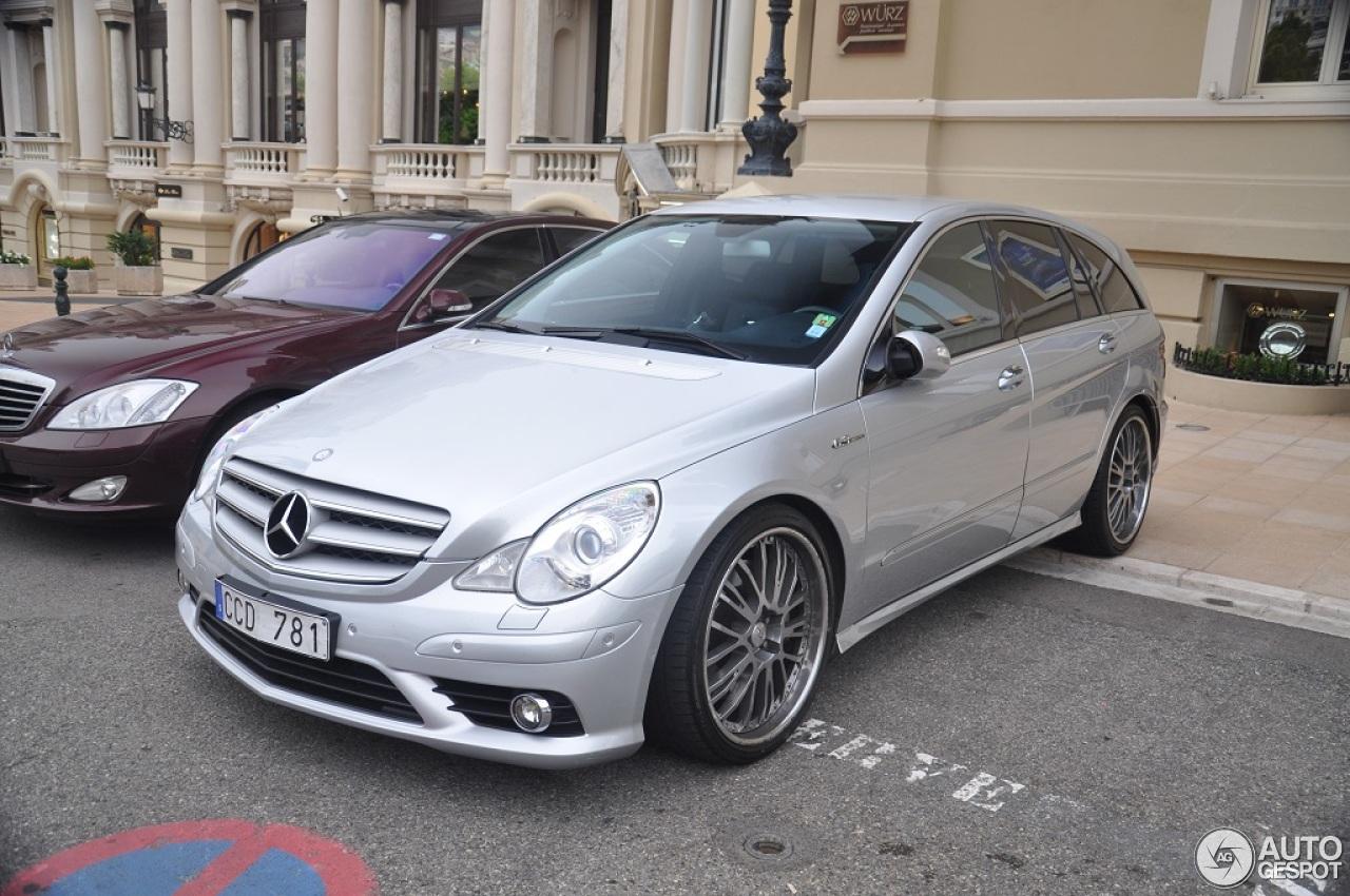 Mercedes benz r 63 amg 12 augustus 2013 autogespot for Mercedes benz worldwide sales figures