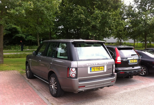 Land Rover Range Rover Autobiography Supercharged Ultimate Edition