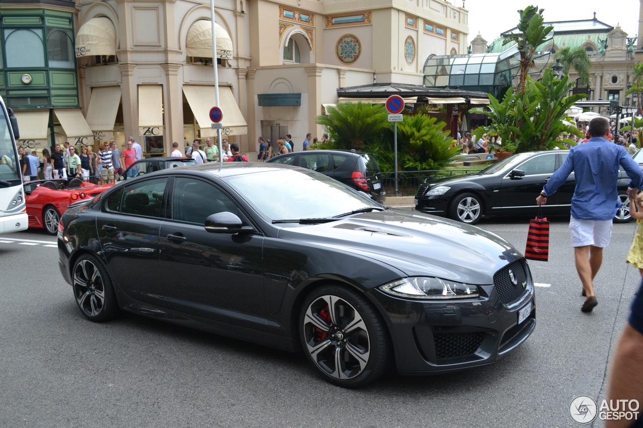 Jaguar XFR-S - 14 augustus 2013 - Autogespot