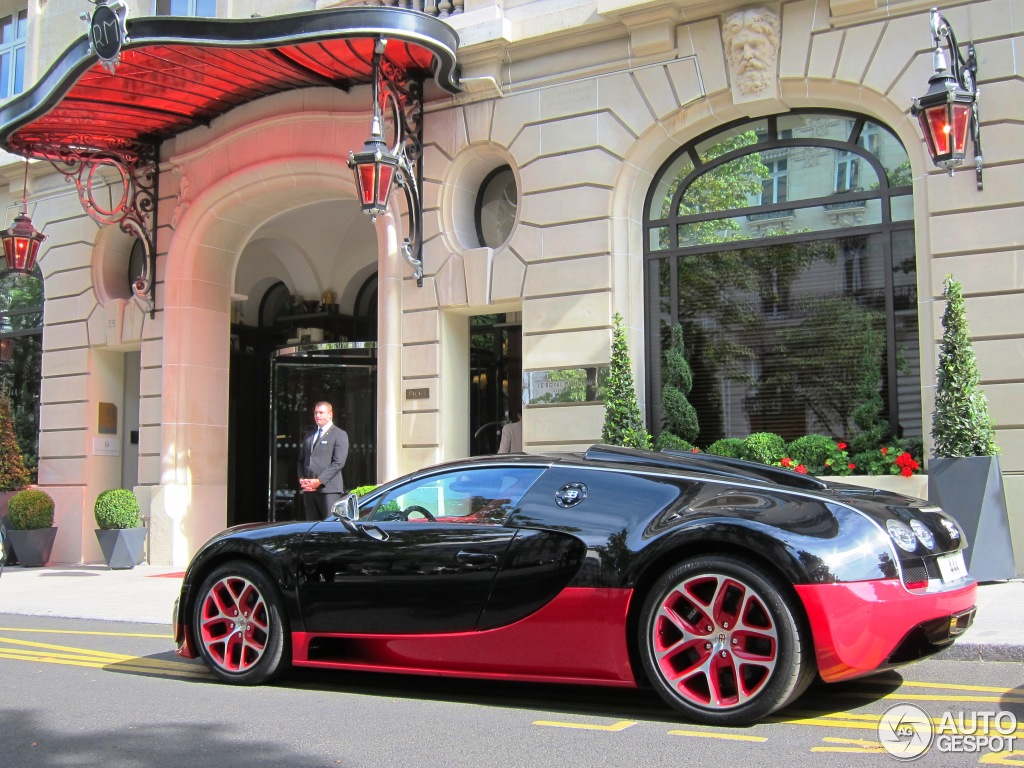bugatti veyron 16 4 grand sport vitesse 15 ao t 2013 autogespot. Black Bedroom Furniture Sets. Home Design Ideas