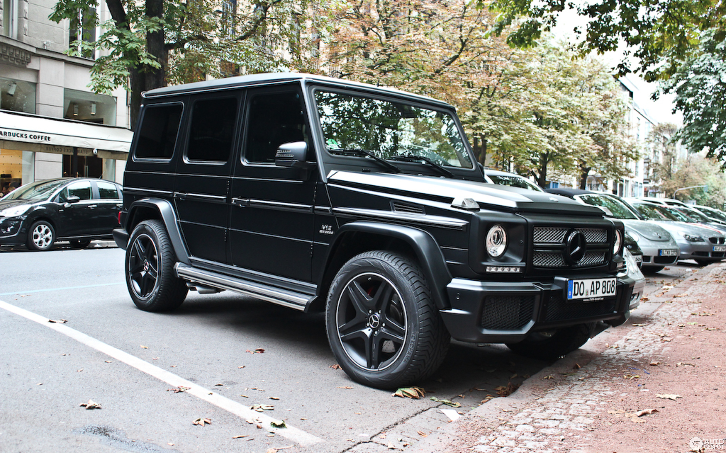 Mercedes Benz G 65 AMG 15 August 2013 Autogespot