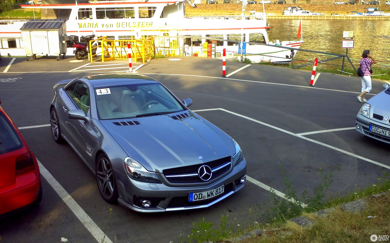 Mercedes Benz SL 63 AMG 17 August 2013 Autogespot