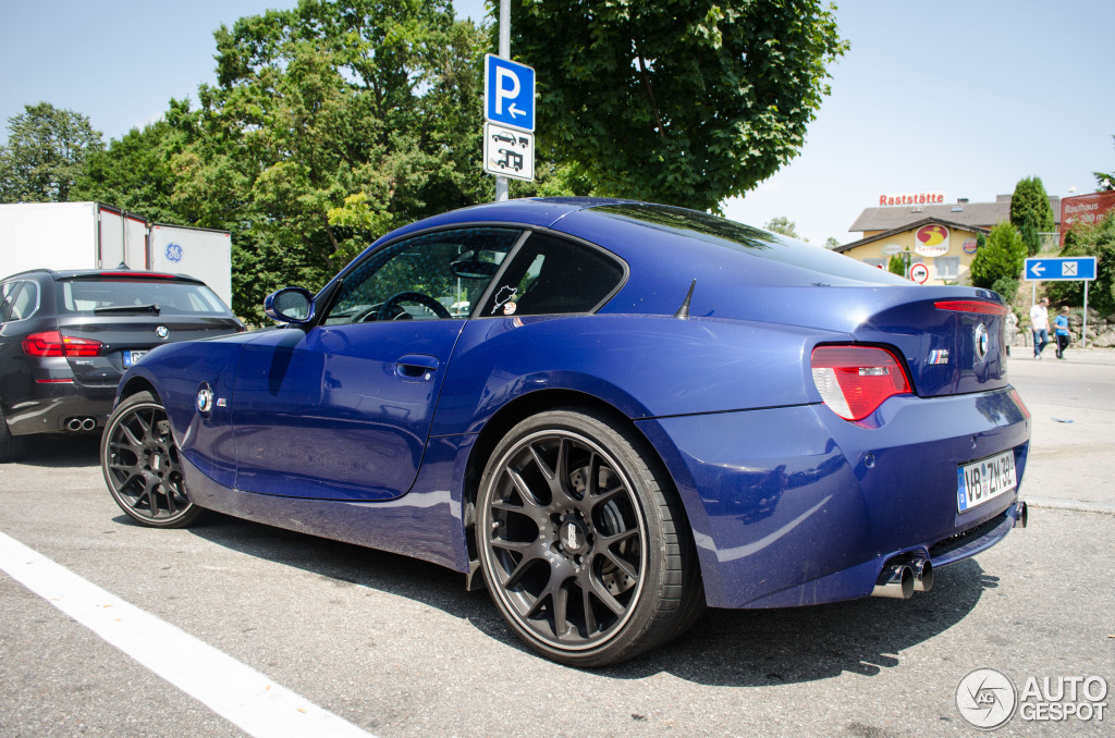 Bmw Z4 M Coup 233 18 August 2013 Autogespot