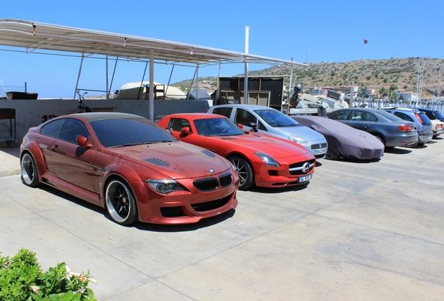 BMW Lumma CLR 600
