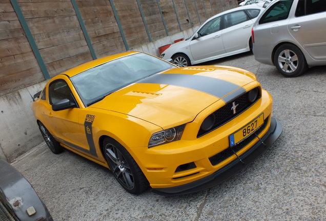 Ford Mustang Boss 302 Laguna Seca 2013