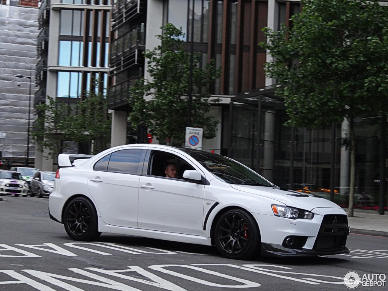 mitsubishi lancer evolution x gsr fq 300 19 august 2013 autogespot. Black Bedroom Furniture Sets. Home Design Ideas