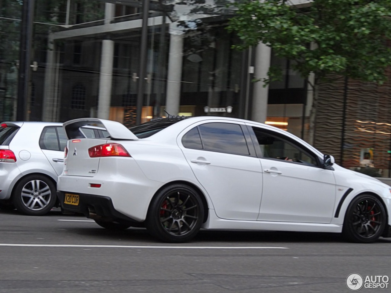 Mitsubishi Lancer Evolution X GSR FQ-300 - 19 August 2013 - Autogespot