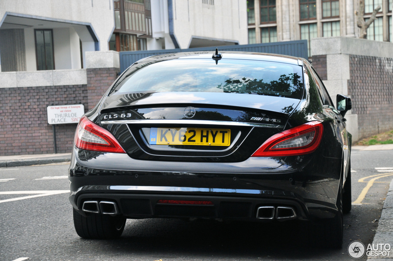 Mercedes benz cls 63 amg c218 20 august 2013 autogespot for 2013 mercedes benz cls 63 amg