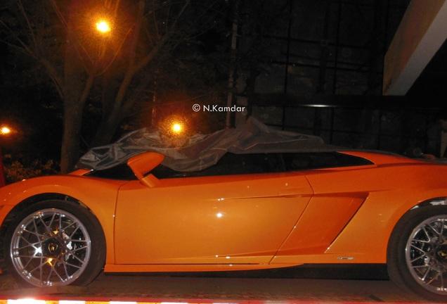 Lamborghini Gallardo LP550-2 India Limited Edition
