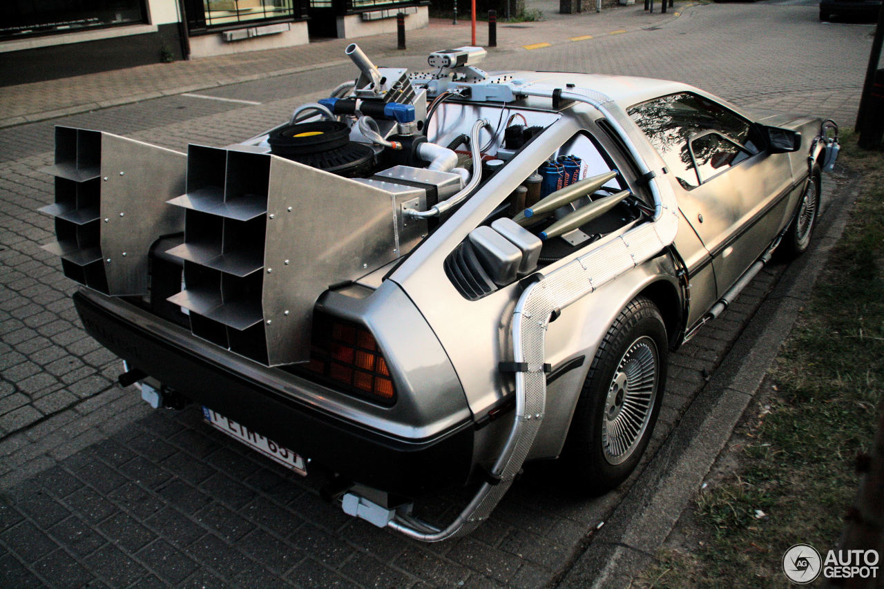 Delorean Dmc 12 21 August 2013 Autogespot