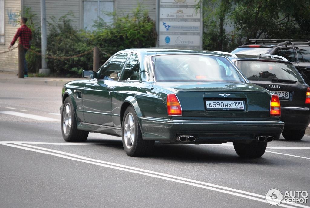 Bentley Continental R Le Mans 23 August 2013 Autogespot