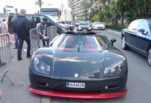Koenigsegg CCR Revo