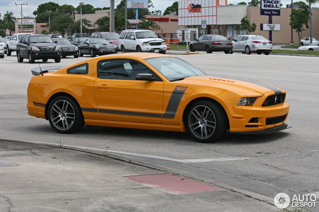Ford Mustang Boss 302 2013 - 24 August 2013 - Autogespot