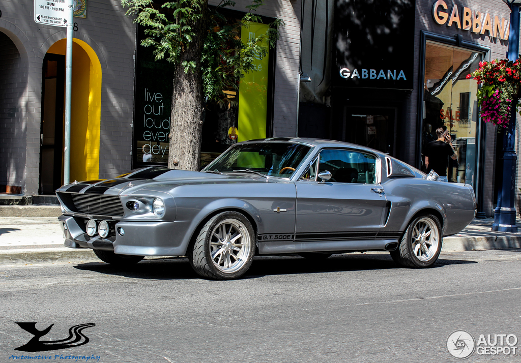 Ford Mustang Shelby G T 500e Eleanor 24 August 2013