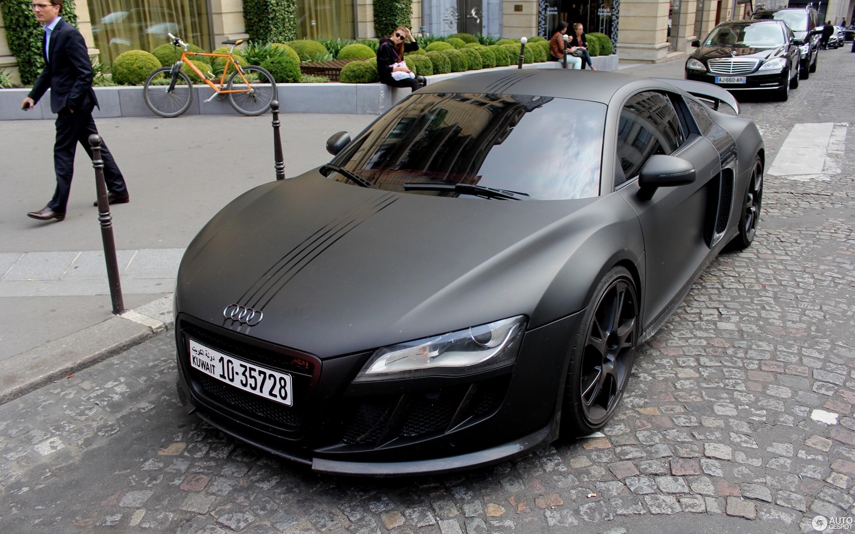 Audi ABT R8
