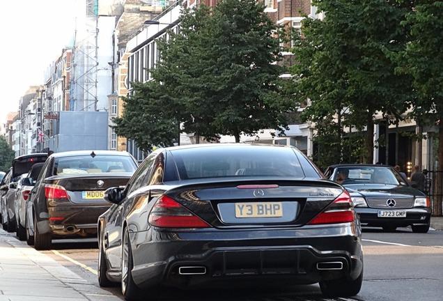 Mercedes-Benz Carlsson SL CK63
