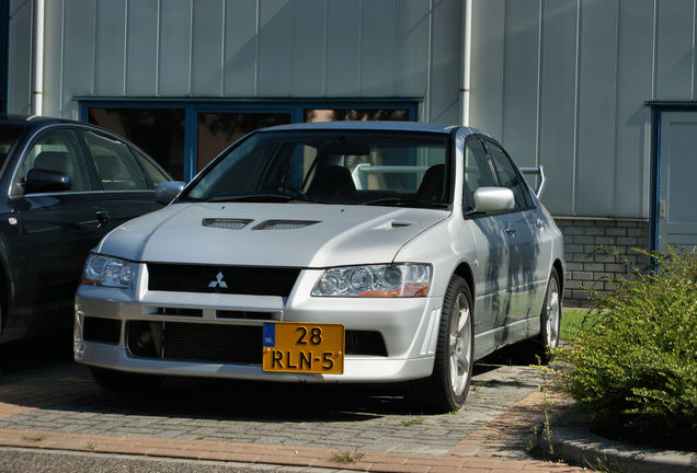 Mitsubishi Lancer Evolution VII FQ-300