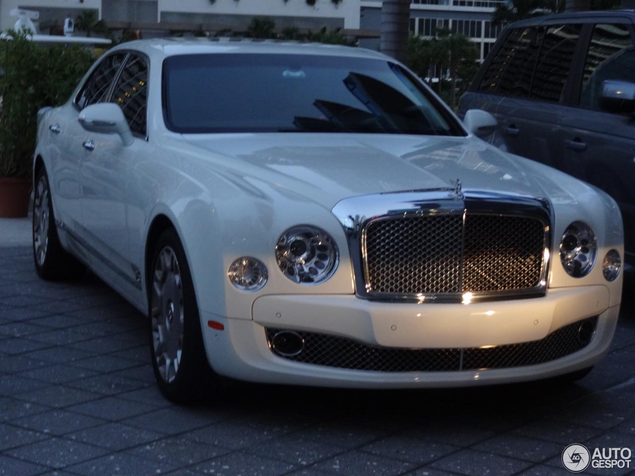 Bentley mulsanne 2000