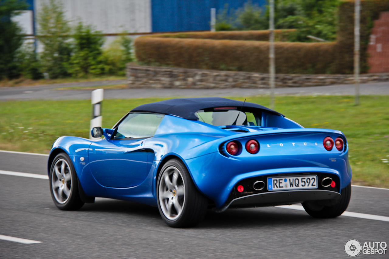 lotus elise s2 28 august 2013 autogespot. Black Bedroom Furniture Sets. Home Design Ideas