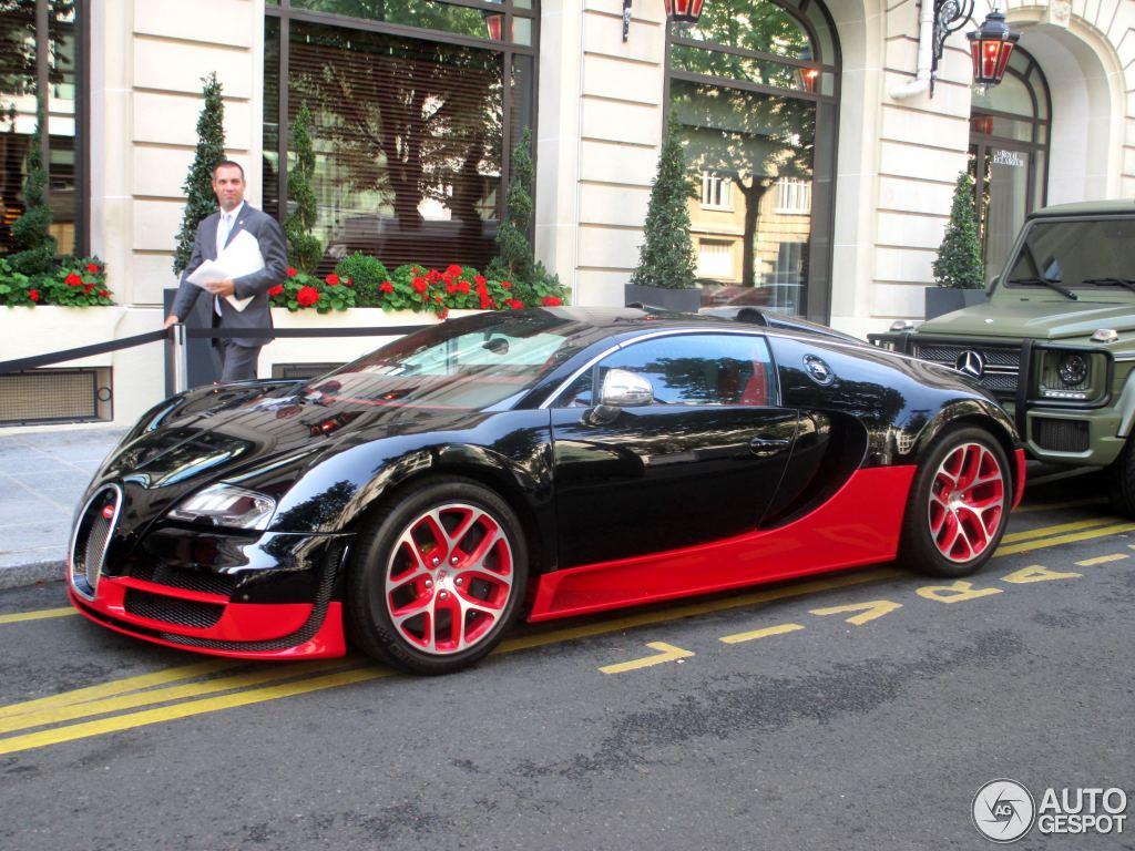 bugatti veyron 16 4 grand sport vitesse 29 ao t 2013 autogespot. Black Bedroom Furniture Sets. Home Design Ideas