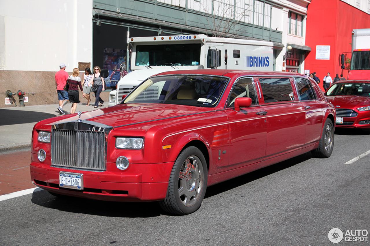 Rolls-Royce Phantom Limousine - 29 August 2013 - Autogespot