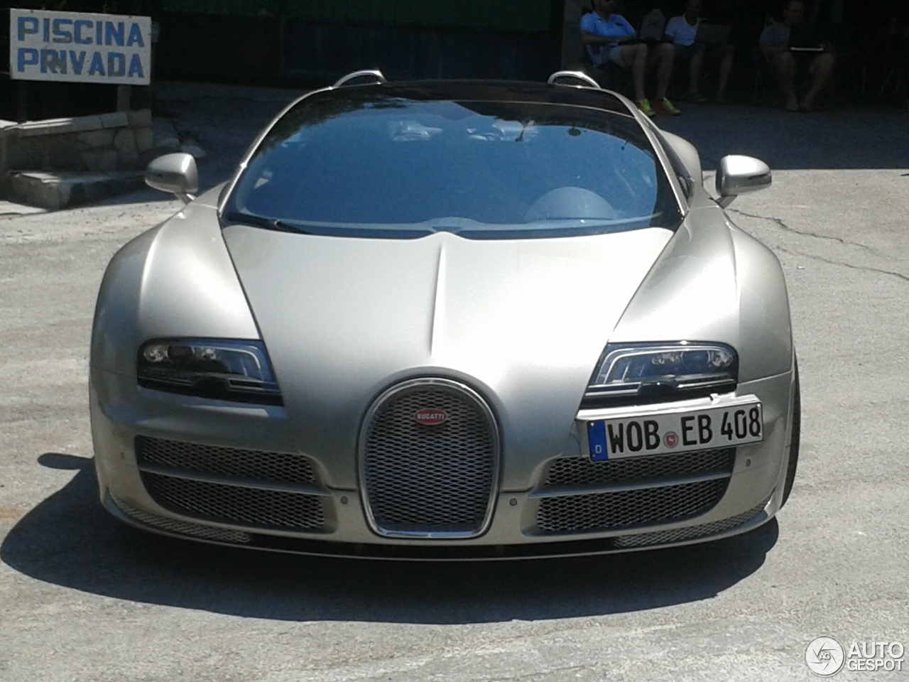 Bugatti Veyron 16.4 Super Sport - 30 August 2013 - Autogespot2013 Bugatti Veyron 16.4 Super Sport
