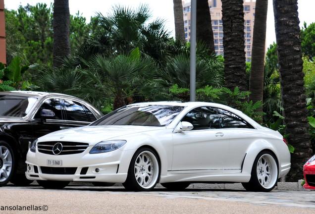 Mercedes-Benz FAB Design CL 65 AMG C216