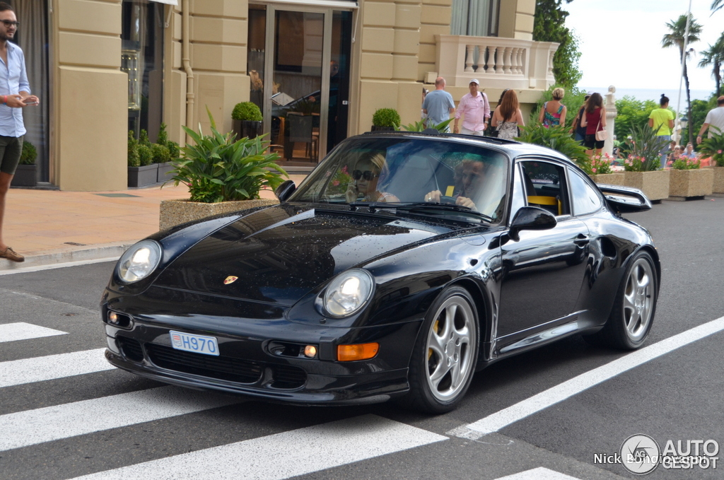 Porsche 993 Turbo S 31 August 2013 Autogespot