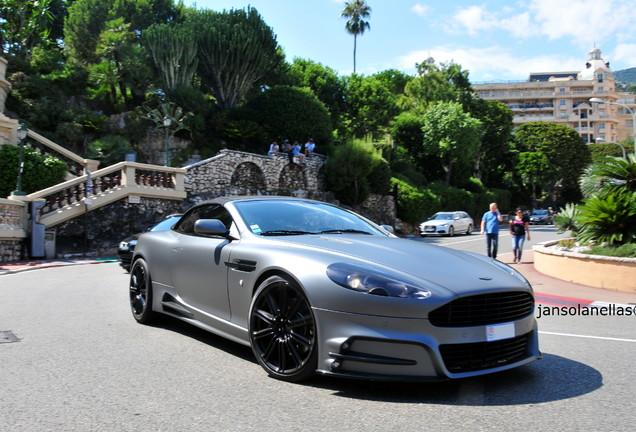 Aston Martin Mansory DB9 Volante