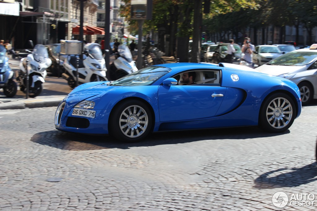 bugatti veyron 16 4 2 septembre 2013 autogespot. Black Bedroom Furniture Sets. Home Design Ideas