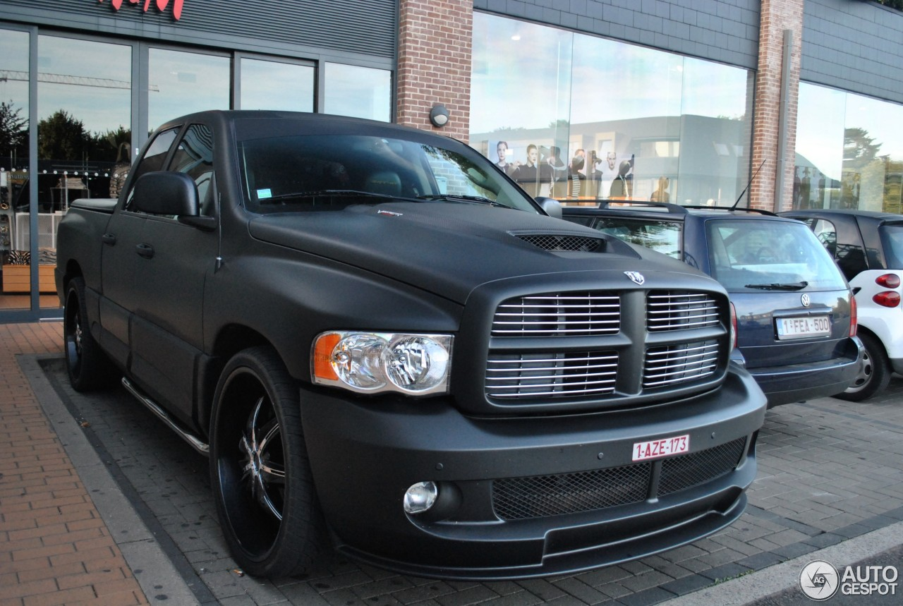 Dodge Ram Srt 10 Quad Cab 2 September 2013 Autogespot