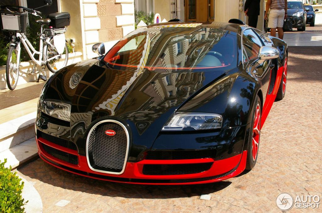 bugatti veyron 16 4 grand sport vitesse 4 septembre 2013 autogespot. Black Bedroom Furniture Sets. Home Design Ideas