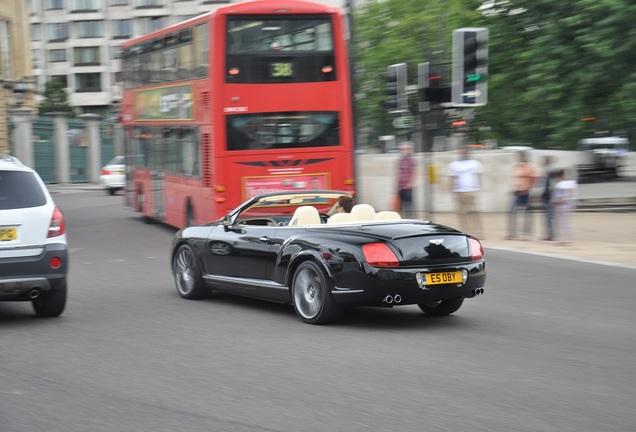 Bentley Continental GTC MTM