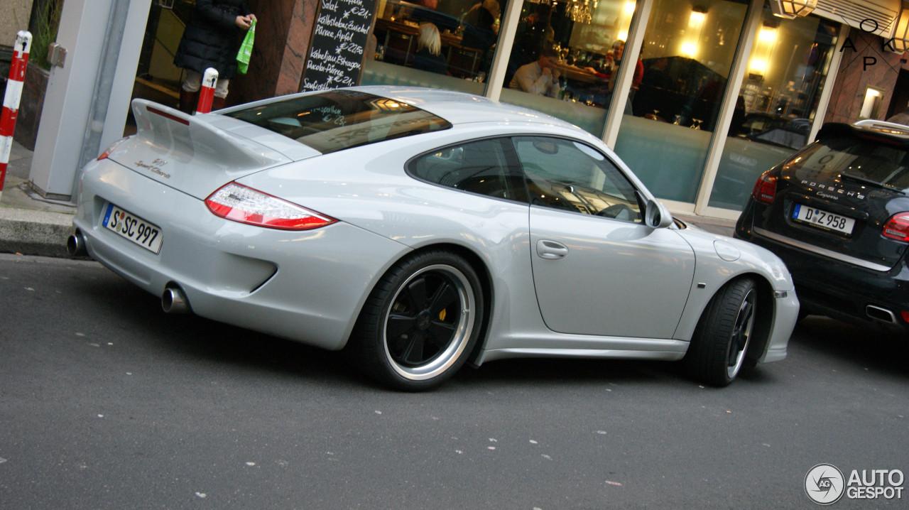 Porsche 911 Sport Classic 7 September 2013 Autogespot