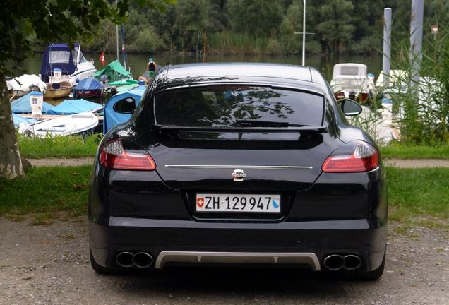 Porsche Panamera Turbo Techart