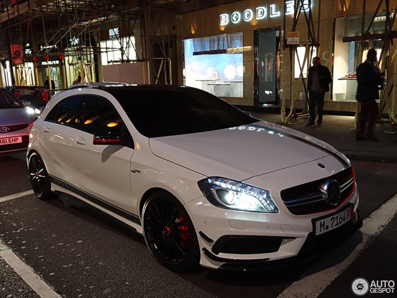 Mercedes Benz A 45 Amg Edition 1 9 Septembre 2013