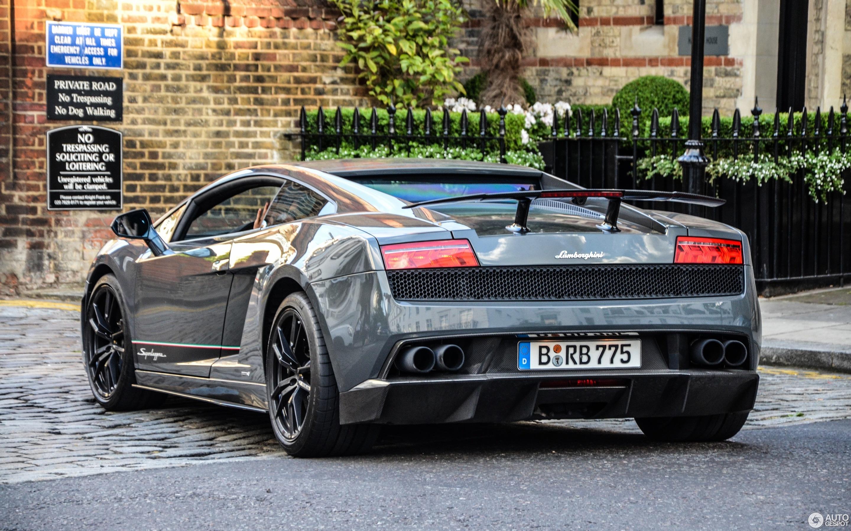 Lamborghini Gallardo Lp570 4 Superleggera 9 September 2013
