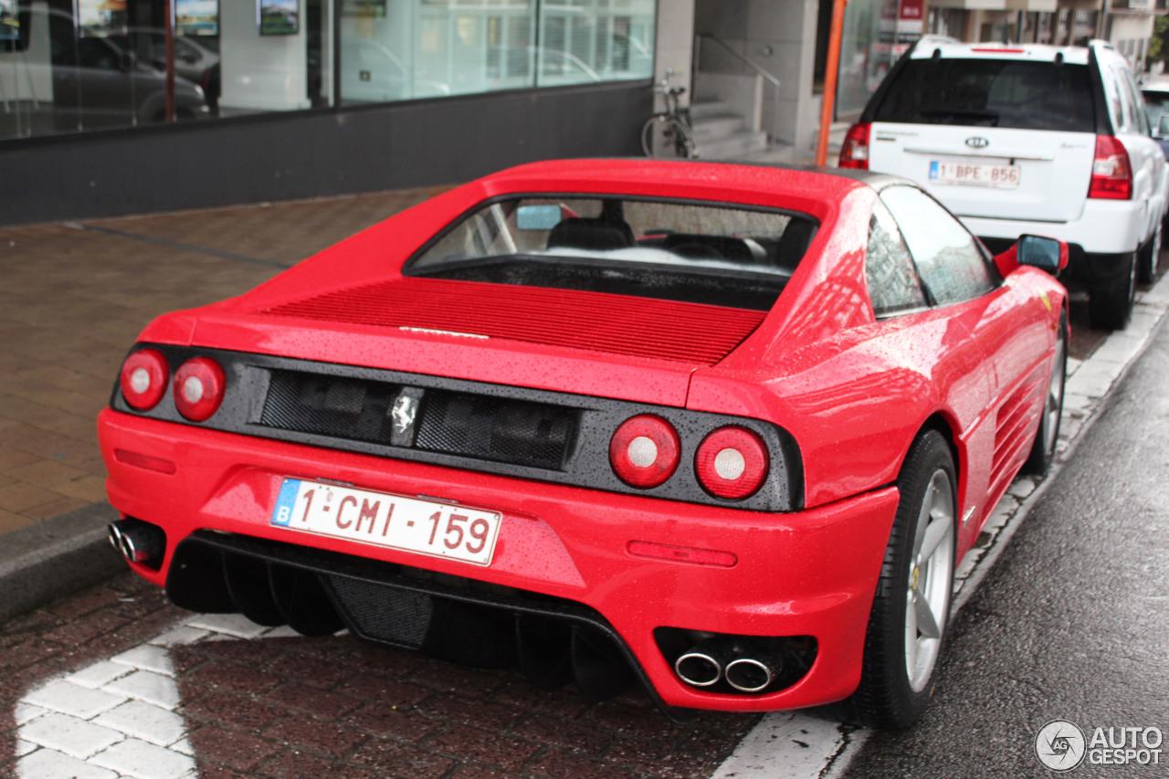 Ferrari 348 Ts 10 September 2013 Autogespot